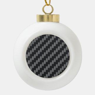 Personalized Kevlar Carbon Fiber Ornaments