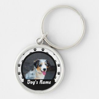 Personalized Keychain of Your Pet Dog
