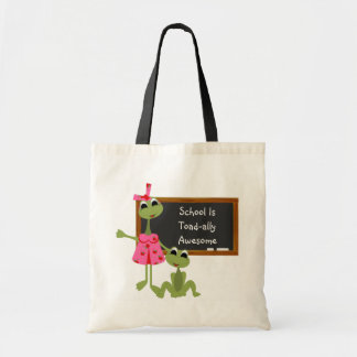 Personalized Kid's Book Bag