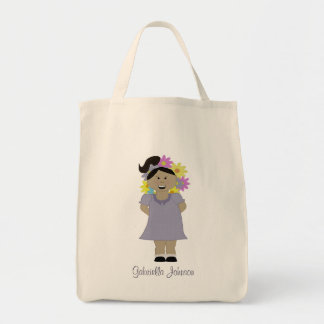 Personalized Kids tote Grocery Tote Bag