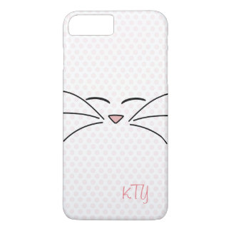 Personalized Kitty Face iPhone 7 Plus Case
