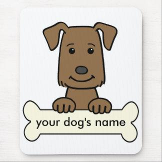 Personalized Labrador Retriever Mouse Pad