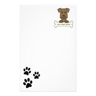 Personalized Labrador Retriever Stationery