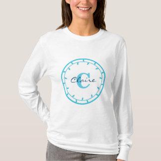 Personalized Ladies Sweatshirt Template