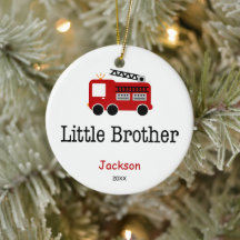 Fire Truck Christmas Decorations Outdoor  from rlv.zcache.com