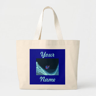 Personalized Little Fish Bag