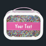 """Personalized lunch box for girls 