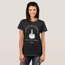 PERSONALIZED  Lyme Disease Shirt