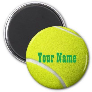 Personalized Magnet Tennis Ball