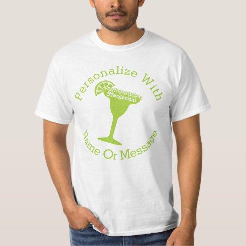 PERSONALIZED Margarita T_Shirt