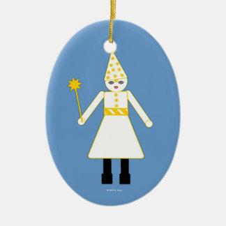Personalized Martzkin St. Lucia Day Ornament