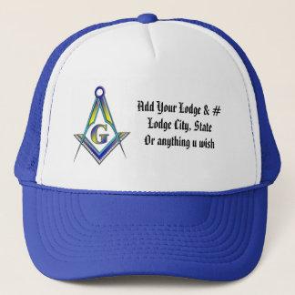Personalized Masonic Hat
