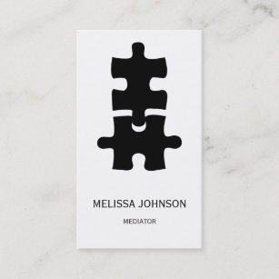 Mediation business cards templates zazzle personalized mediator business cart business card colourmoves