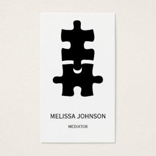 Mediation business cards templates zazzle personalized mediator business cart business card colourmoves