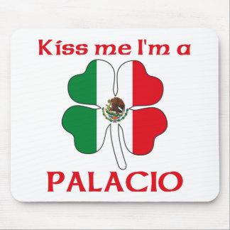 Personalized Mexican Kiss Me I'm Palacio Mouse Pad