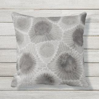 Personalized Michigan Petosky Stone Throw Pillow
