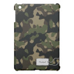 Personalized Military Camouflage Case For The iPad Mini