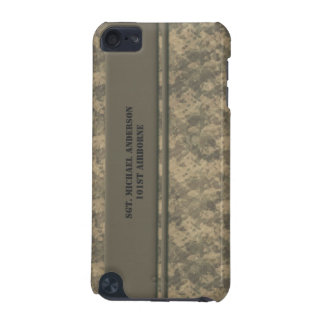 Personalized Milltary Light Camouflage iPod Touch 5G Covers