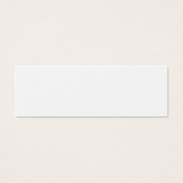 USA Themed Personalized Mini Business Card