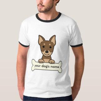 Personalized Miniature Pinscher Shirt