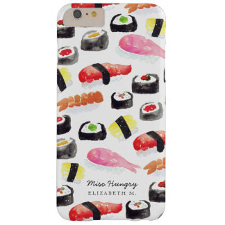 Personalized | Miso Hungry Barely There iPhone 6 Plus Case