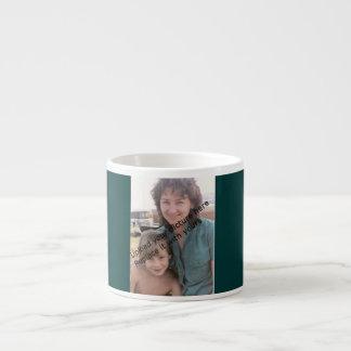 Personalized Miss You Mug 6 Oz Ceramic Espresso Cup
