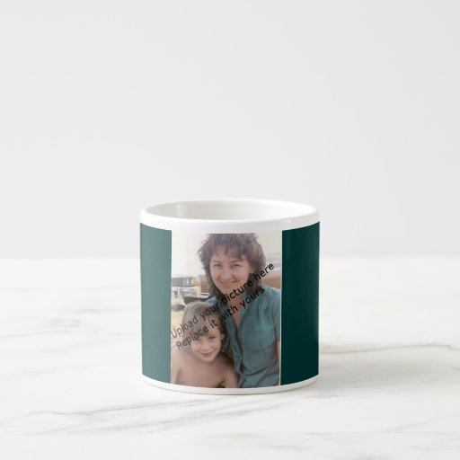 Personalized Miss You Mug Espresso Cup