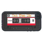 Personalized Mix-Tape iPhone 5 Case