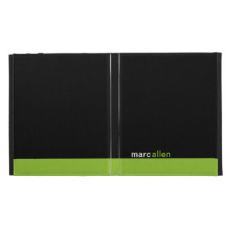 Personalized Modern 519 iPad Cases