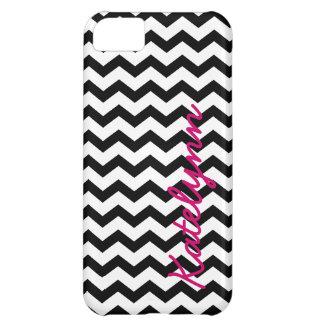Personalized Modern Chevron Zigzag iPhone 5 Case
