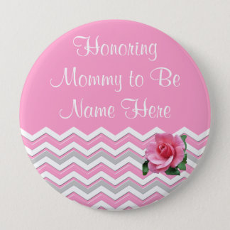 PERSONALIZED Mommy to Be Baby Shower Pin