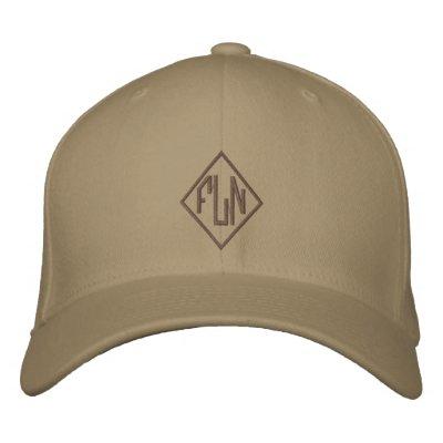 Personalized Monogram Cap