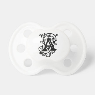 Personalized Monogram Pattern - Pacifier