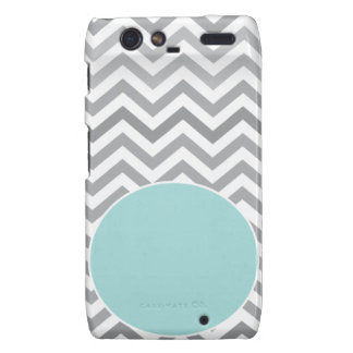 Personalized Monogrammed Gifts Motorola Droid RAZR Covers