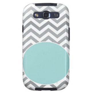 Personalized Monogrammed Gifts Galaxy SIII Covers