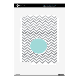 Personalized Monogrammed Gifts Skins For iPad 2