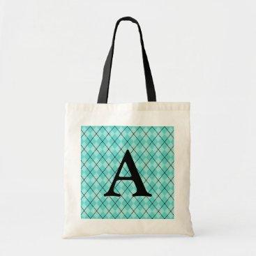 Beach Themed Personalized MonogramTote Book Beach Bag Gift