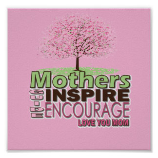 Personalized Mother Posters