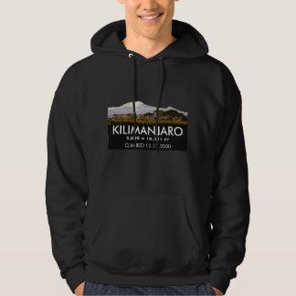 Personalized Mount Kilimanjaro Climb Commemorative Hoodie