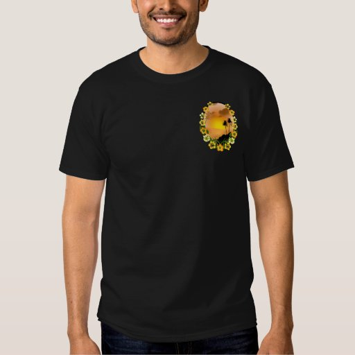 Personalized Mr & Mrs Honeymoon Shirt