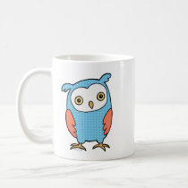 Personalized Mug Cute Funny Owl Mug Custom Owl Mug