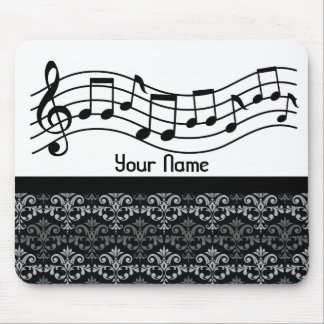 Personalized Music Band Choir Orchestra Gift Mouse Pad