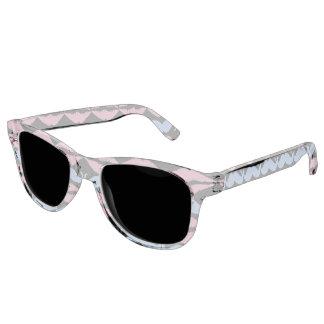 Personalized Mustache & Lips N # 11 Sunglasses
