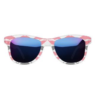 Personalized Mustache & Lips N # 14 Sunglasses