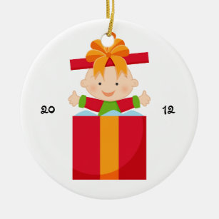 2012 Baby First Ornaments & Keepsake Ornaments | Zazzle