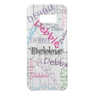 Personalized Name all Over Uncommon Samsung Galaxy S8+ Case