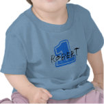 Personalized Name and Age Tshirt