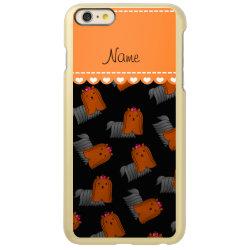 Incipio Feather® Shine iPhone 6 Plus Case with Yorkshire Terrier Phone Cases design