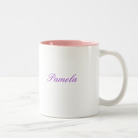 Personalized Name Cup