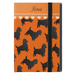 Powis iCase iPad Mini Case with Kickstand with Cairn Terrier Phone Cases design